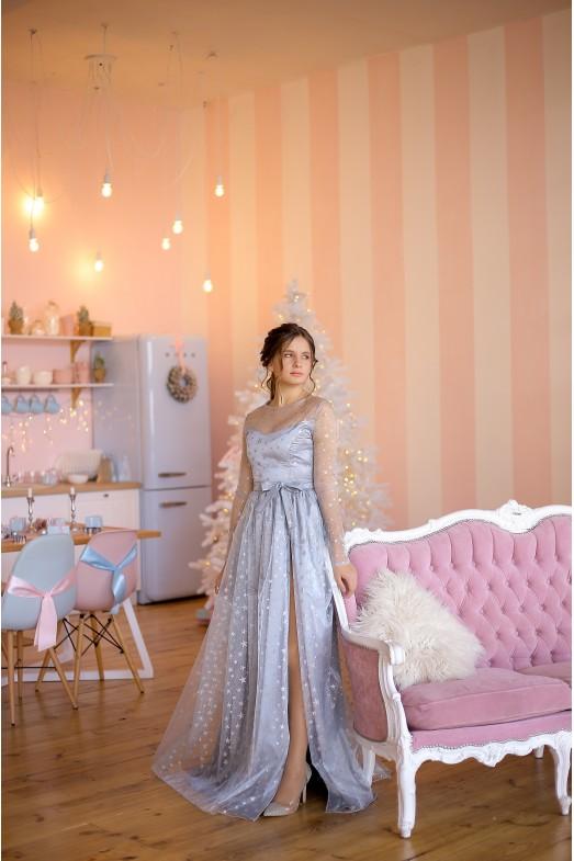 Вечірня сукня V-080