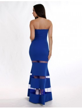 Вечернее платье V-082