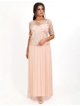 Вечірня сукня V-083