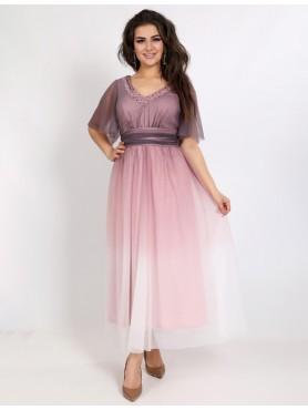 Вечірня сукня V-087
