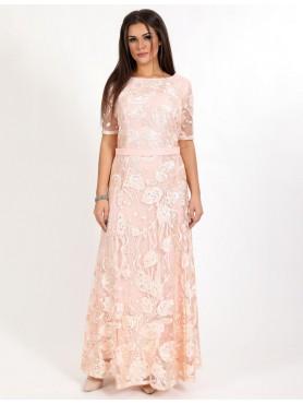 Вечірня сукня V-088