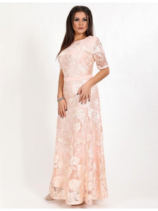 Вечернее платье V-088