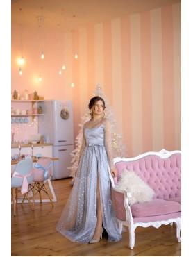 Вечернее платье V-080